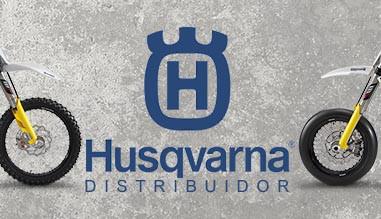 Distribuidor oficial Husqvarna